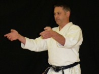 Sensei Colin Needham