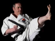Sensei Colin Needham, 5th Dan